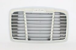 New - Oe Replacement Grille Freightliner Cascadia 2008+ Chrome W/bug Screen