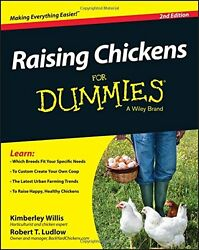 USED (GD) Raising Chickens For Dummies by Kimberley Willis