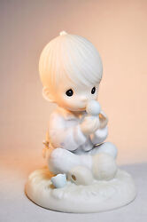 Precious Moments I Believe In Miracles - E-7156r - Classic Figure