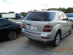2010 2011 MERCEDES ML350 164 PARTING OUT DOORS SEATS LIFT GATE SYSPENSION BUMPER