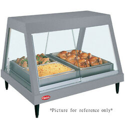 Hatco Grhdh-3p Countertop Heated Deli Display Case With 3 Qt. Humidity Capacity