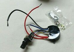 12v Rotary Dial Variable Switch Rv Itc Inc 21000 Or 020504 W/mounting Hardware