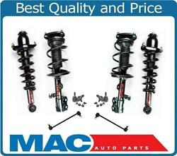 For 11-13 Corolla 1.8l Built In Usa 4 Speed Auto Coil Spring Struts Sway Bj 8pc