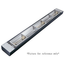 Hatco GRN4L-72 Narrow Halogen Heat Lamp w/ Remote Dimmer Switch and Xenon Lights