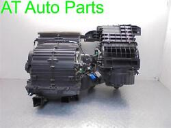 2009 FORD EDGE 3.5L AC EVAPORATOR HOUSING AND HEATER CORE OEM 7T43-19B555-AA