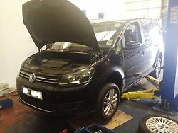 Vw Volkswagen Touran 1.4 Tsi 2010- Dsg Auto Automatic Gearbox Supply And Fit