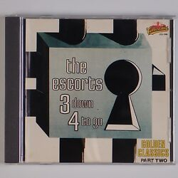 The Escorts 3 Down 4 To Go Collectibles Soul Cd Part Two Classics