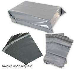 Grey Mailing Bags - Quality Poly Plastic Packaging Polybags Mailers