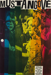 The Misfits Czech Orson And Welles Original Film/movie Posters 1964