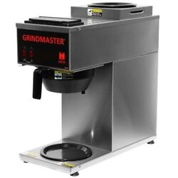 Grindmaster Cpo-2p-15a Portable Pourover Coffee Brewernew Authorized Seller