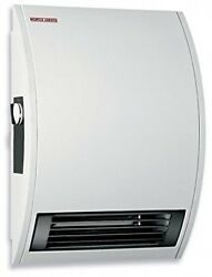 Wall Mounted Electric Fan Heater Bathroom Office Home Room Bedroom Work shed
