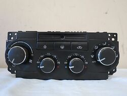 05-07 Jeep Grand Cherokee Commander AC Heater Climate Control OEM P55111010AE