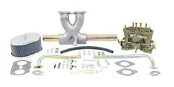 Weber Single 44 Idf Type 1 Carb Kit W/air Cleaner 43-7316-0