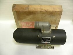 Vintage U.s. Army Signal Corps Wincharger Ge General Electric Dynamotor Unit T