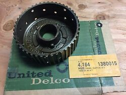 64-69 Buick Olds Pontiac Th 300 St/jt Jetaway Forward Clutch Hub Nos Gm 1380015