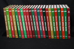 Lot Of 23 Southern Living Annual Recipes 1998-2001 Hundreds -1000 Of Recipes