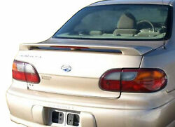 Painted To Match Factory Style Rear Wing Spoiler For Chevrolet Malibu 1997-2003