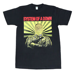 System of A Down Physigraphy Men's T-Shirt Black  $8.99
