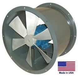 TUBE AXIAL DUCT FAN - Direct Drive - 48