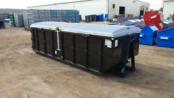 STORM-TOP ROLL OFF CONTAINER COVER- STANDARD VERSION (MODEL ST-8000-S)