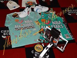 Mitchell And Ness Michael Jordan Limited Edition 1996 Authentic All-star Jersey Xl