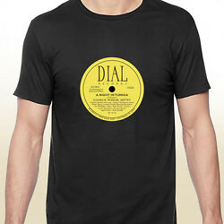 Dial Records Charlie Parker T-Shirt