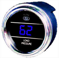 Load Pressure Gauge For Any Semi,pickup Truck Or Car With Psi Range 0-100