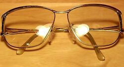 Vintage TURA Womens Prescription Rx EYEGLASSES Metal Frames $21.75