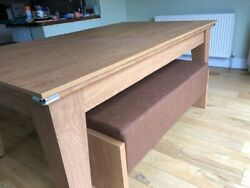 Superpool New Oak Classic 7and039 And 6and039 Dining Pool Table Free Local Delivery