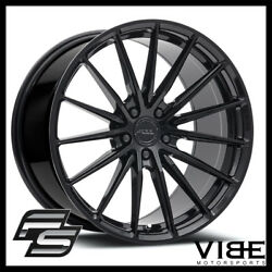 20 Mrr Fs02 Gloss Black Flow Forged Concave Wheels Rims Fits Honda Accord