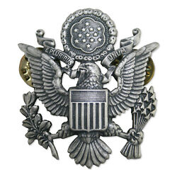 Us Air Force Cap Badge Beret Insignia Female Commissioned Officers