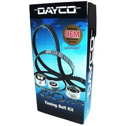 DAYCO TIMING BELT KIT for GREAT WALL V200 K2 2.0L 4CYL GW4D20 0811-ON KTBA289