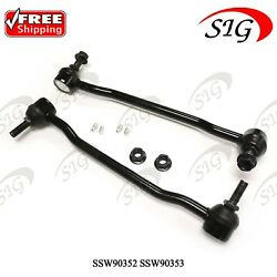Front Left And Right Stabilizer Sway Bar Links For Nissan Maxima 2004-2008 2pc