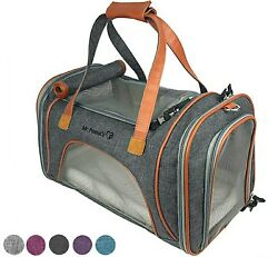 Airline Approved Soft Sided Pet Carrier Travel Tote Under seat Cats Small Dogs $49.99