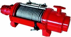 Hydraulic Winch - 12500 Or 17500 Lbs - Inc Accessories - Balance Valve/tension