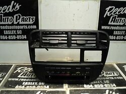 1996 1997 1998  HONDA CIVIC CLIMATE CONTROL HEATER AC WVENTS