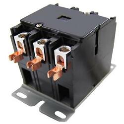 Packard C360a Contactor 3 Pole 60 Amps 24 Coil Voltage