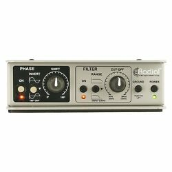 Radial Phazer Active Class-A Analogue Phase Controller 360 Degrees Phase Control