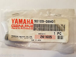 New Old Stock Oem Yamaha Outboard 90109-08m01-00-00 Steering Control Bolt