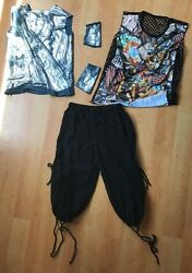 Revolution Dancewear Costume Gallery Kids Hip Hop Outfit 2 Tops And Pants