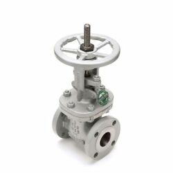 NEWCO 08-11F-CB2 Gate Valve8 In.Carbon Steel G1829025