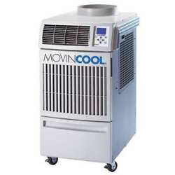 Movincool 10200 Btu Portable Air Conditioner with Heat 115V Climate Pro 12