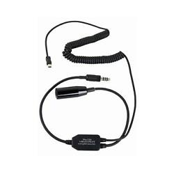 Pilot Communications - Garmin Virb Recorder Adapter For Helicopter Headset -u174