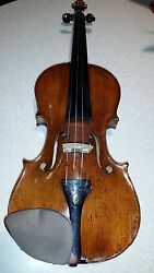 Classic Violin made by Jacobus Horil Of Vienna and Rome in 1758 plus 3 Bows.