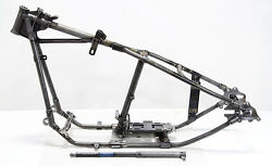 Frame Chassis For 1937 Harley Knuckle And Ul