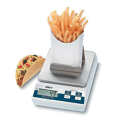 Edlund E-160 Ff French Fry Top Top Loading Counter Model Digital Portion Scale