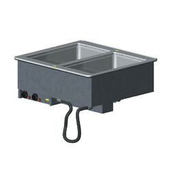 Vollrath 3639910 Electric Drop-in Wet Operation Only Hot Food Well