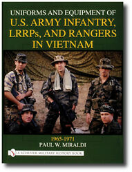 Uniforms And Equipment Of U.s Army Infantry, Lrrps, And Rangers In Vietnam...