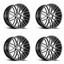 22 Savini Bm13 Machined Concave Wheels Rims Fits Mercedes W216 Cl550 Cl55