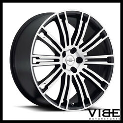 22 Redbourne Manor Machined Wheels Rims Fits Range Rover Hse Supercharged